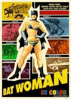 bat-woman-poster