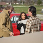 Gila18-Jim directing the amazing Christina De Rosa and Jesse Janzen