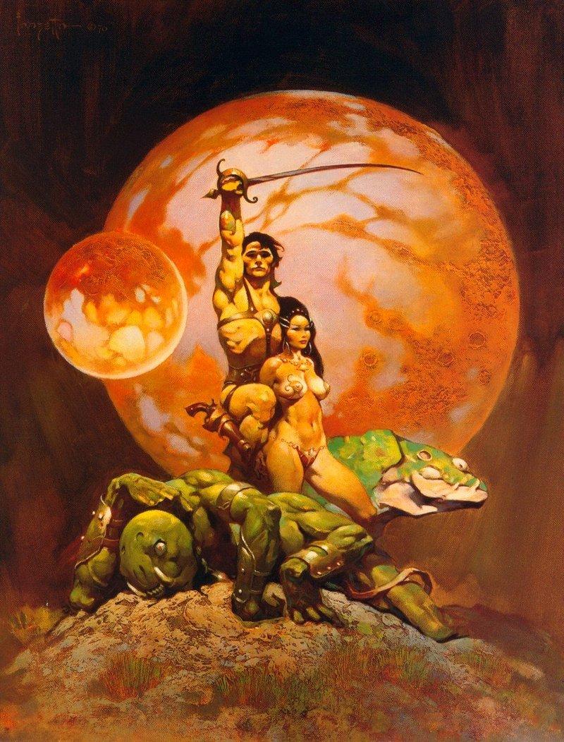 Visions of JOHN CARTER | Undead Backbrain