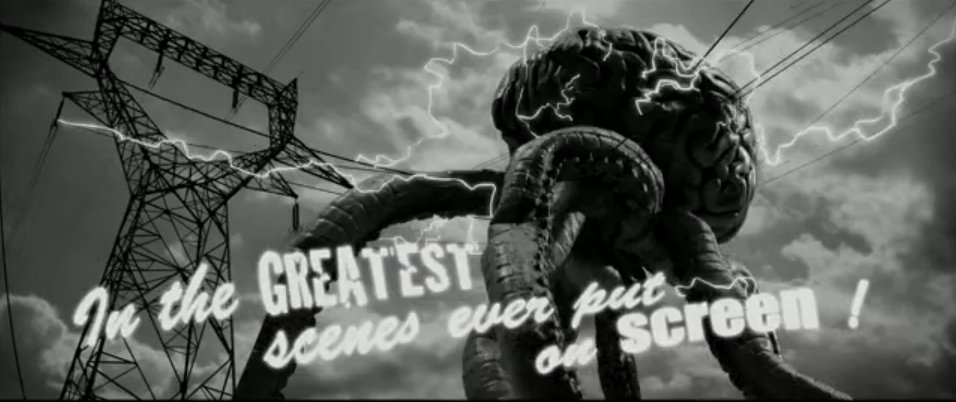 New: Attack of the Giant Brain Sucker Monster from Outer ...
