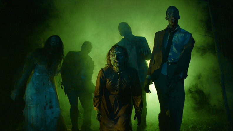 Undead Backbrain Giant Monsters Ghosts Zombies Weird Stuff And