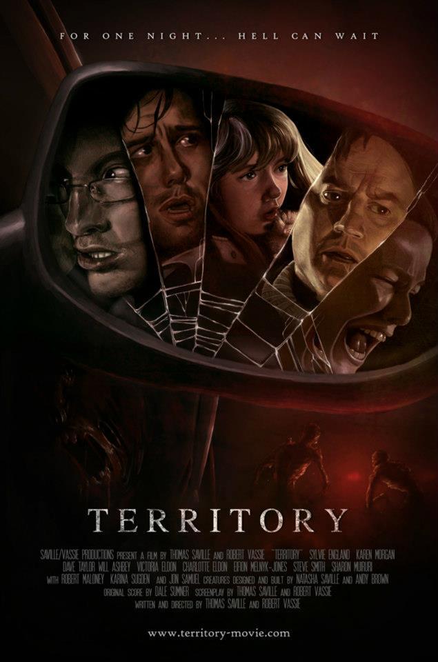 TERRITORY-POSTER