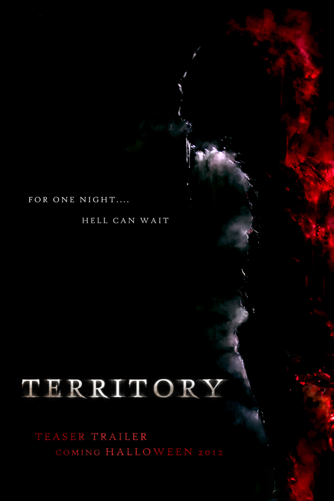 Territory Teaser Poster