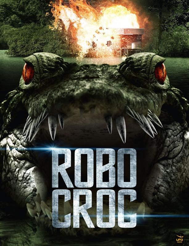 Watch out, Jaws! Robocroc is Coming! | Undead Backbrain
